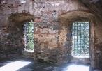 Lipowiec - zamek - skarbiec mieszczący się na parterze.