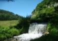 Wodospad na Prądniku