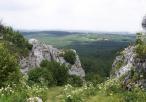 Widok z Góry Zborów