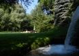 Wodospad na Młynówce