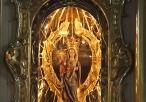 Cudowna figura Matki Bożej Leśniowskiej - Patronki Rodzin