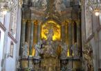 Ołtarz główny Bazyliki Jasnogórskiej