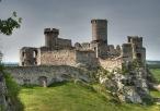 Ruiny zamku w Podzamczu