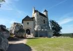 Zamek w Bobolicach dzisiaj