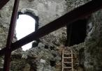 Zamek od wewnątrz