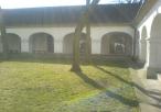 św. Anna - klasztor Dominikanek wewnątrz podwórza