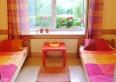 Pokój dwuosobowy z łazienką na dwa pkoje