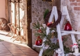 Świąteczne dekoracje w Spichlerzu