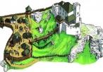 Rekonstrukcja wyglądu zamku