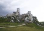 Ruiny zamku Ogrodzieniec w Podzamczu