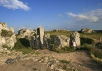 Pozostałości muru obronnego