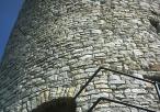 Wejście do wieży zamkowej