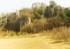 Ostańce skalne w Dolinie Wodącej
