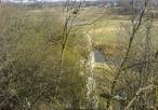 Widok ze cypla nad Skałką Balika