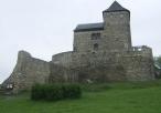Wejście do zamku w Będzinie