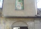 Obraz w bramie głównej