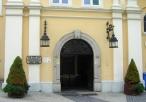 Muzeum 600-lecia - wejście
