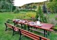 Obiad w ogrodzie