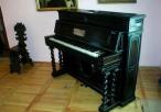 Zabytkowy fortepian