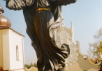 Figura Chrystusa Króla na Jasnej Górze