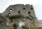 Część górna zamku