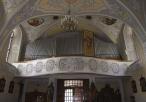 Organy wewnątrz Sanktuarium