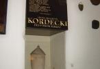 Wnęka z prochami o. A. Kordeckiego - obrońcy Klasztoru przed Szwedami