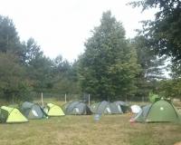 Pokoje/ pole namiotowe Rabsztyn