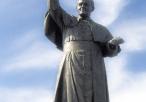 Pomnik Jana Pawła II na Jasnej Górze