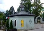 Sanktuarium Matki Bożej Leśniowskiej - kapliczka