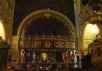 Kaplica Matki Boskiej Częstochowskiej ze świętym obrazem wewnątrz