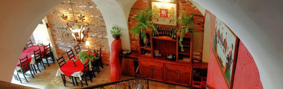 Restauracja Gruzińskie Chaczapuri Jura Noclegi